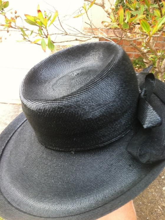 Vintage Hat - Adolfo Realites, NY